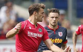 Hannover vs Jahn Regensburg