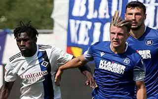 Karlsruher SC vs Hamburger SV