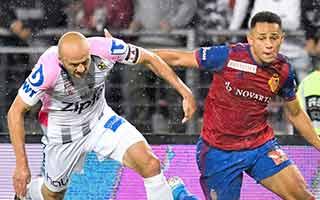 LASK vs Basel