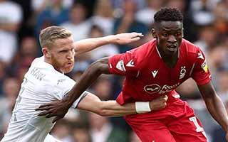 Leeds United vs Nottingham Forest