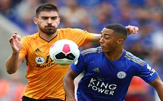 Leicester City vs Wolverhampton Wanderers