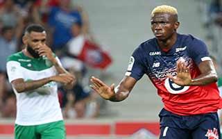 Lille vs Saint-Etienne