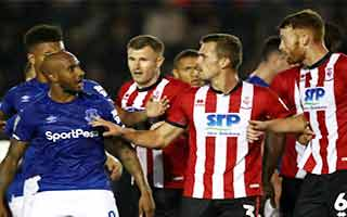 Lincoln City vs Everton