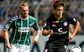 Luebeck vs St. Pauli
