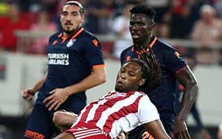 Olympiacos vs Istanbul Basaksehir