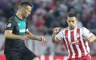 Olympiacos vs Krasnodar