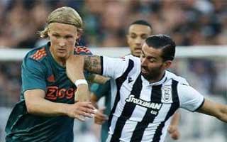 PAOK Thessaloniki vs Ajax