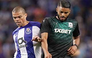 Porto vs Krasnodar