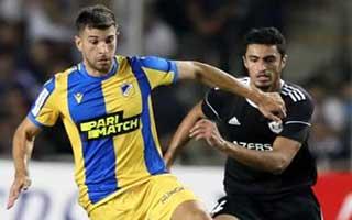 Qarabag FK vs APOEL Nicosia