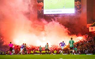 Rangers vs Legia Warszawa