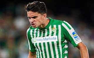 Real Betis vs Valladolid