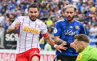1. FC Saarbrucken vs Jahn Regensburg