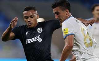 Slovan Bratislava vs PAOK Thessaloniki