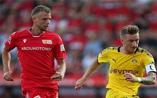Union Berlin vs Borussia Dortmund