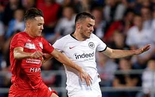Vaduz vs Eintracht Frankfurt
