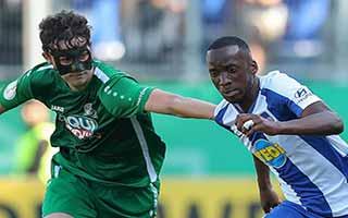 VfB Eichstatt vs Hertha Berlin