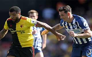Watford vs Brighton & Hove Albion