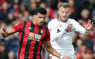 AFC Bournemouth vs West Ham United