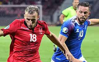 Albania vs Iceland