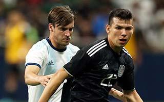 Argentina vs Mexico
