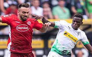 Borussia Monchengladbach vs Fortuna Dusseldorf