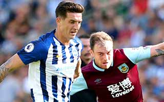 Brighton & Hove Albion vs Burnley