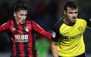 Burton Albion vs AFC Bournemouth