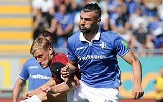 Darmstadt vs Nurnberg
