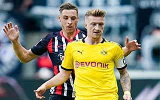 Eintracht Frankfurt vs Borussia Dortmund