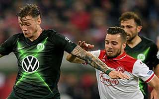Fortuna Dusseldorf vs Wolfsburg