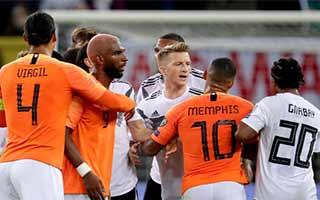 Germany vs Netherlands