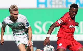 Greuther Furth vs Holstein Kiel