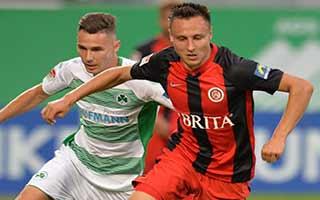Greuther Furth vs SV Wehen Wiesbaden