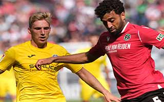 Hannover vs Arminia Bielefeld