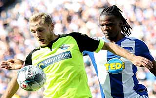 Hertha Berlin vs Paderborn