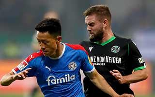 Holstein Kiel vs Hannover
