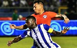 Honduras vs Chile
