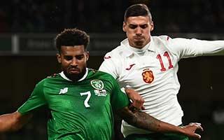 Republic of Ireland vs Bulgaria