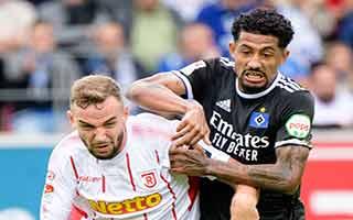 Jahn Regensburg vs Hamburger SV