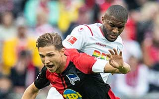 Koln vs Hertha Berlin