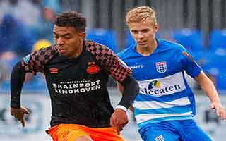 PEC Zwolle vs PSV Eindhoven