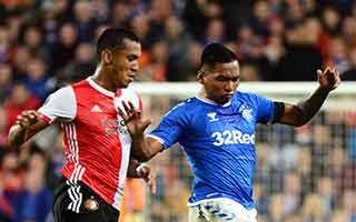 Rangers vs Feyenoord