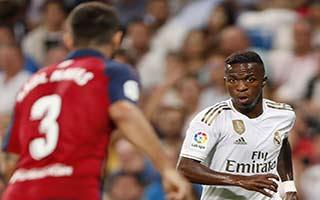 Real Madrid vs Osasuna