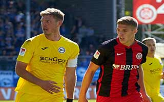 SV Wehen Wiesbaden vs Arminia Bielefeld