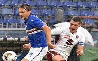 Sampdoria vs Torino