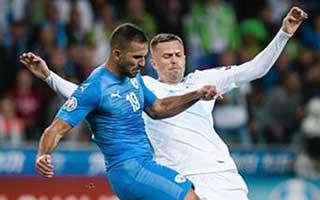 Slovenia vs Israel