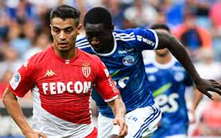 Strasbourg vs AS Monaco