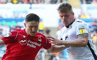 Swansea City vs Nottingham Forest
