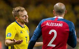Sweden vs Norway