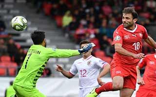 Switzerland vs Gibraltar